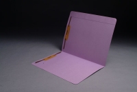 11 pt Color Folders, Full Cut Reinforced Top Tab, Letter Size, Fastener Pos #1 and #3 (Box of 50)